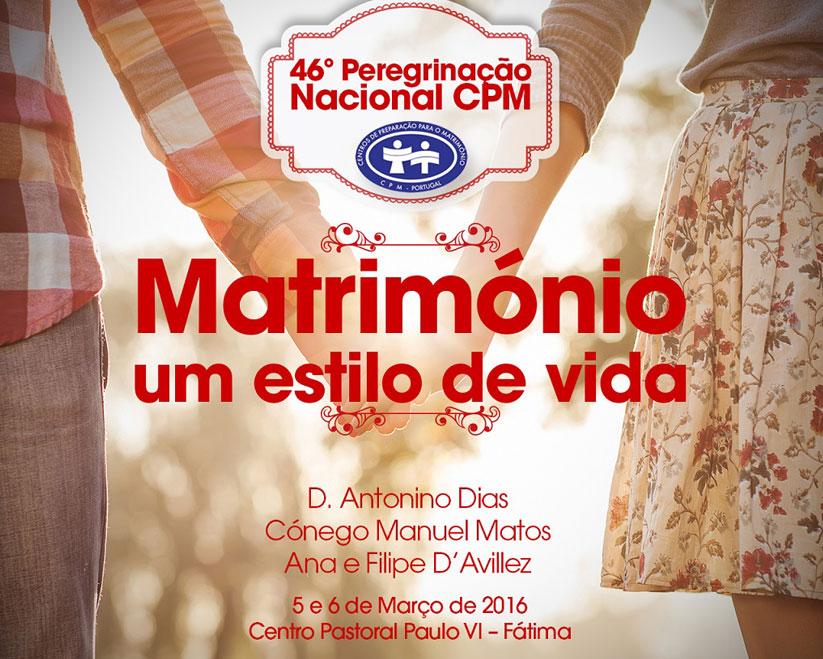 46º Encontro-Peregrinação Nacional CPM