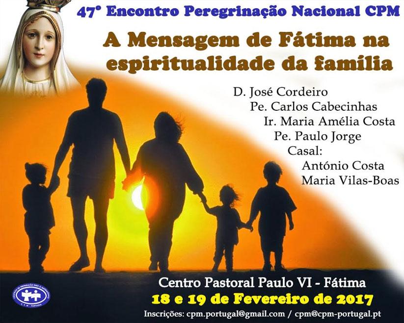 47º Peregrinação Nacional CPM
