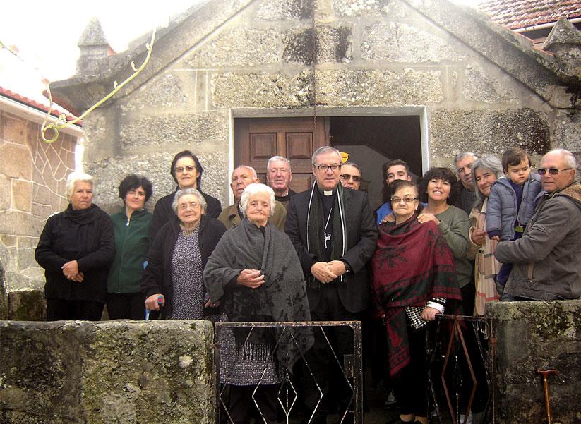 Visita Pastoral - Santa Cristina de Tendais