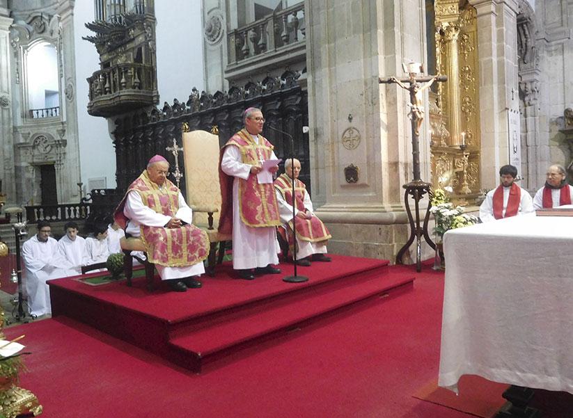 Solenidade de São Sebastião – Homilia de D. António Couto