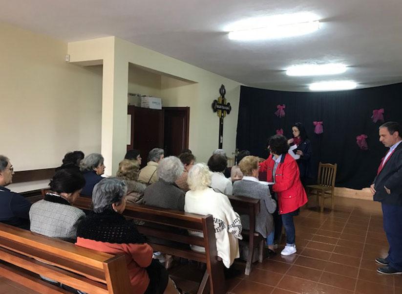 Formação de Catequistas em Alvarenga