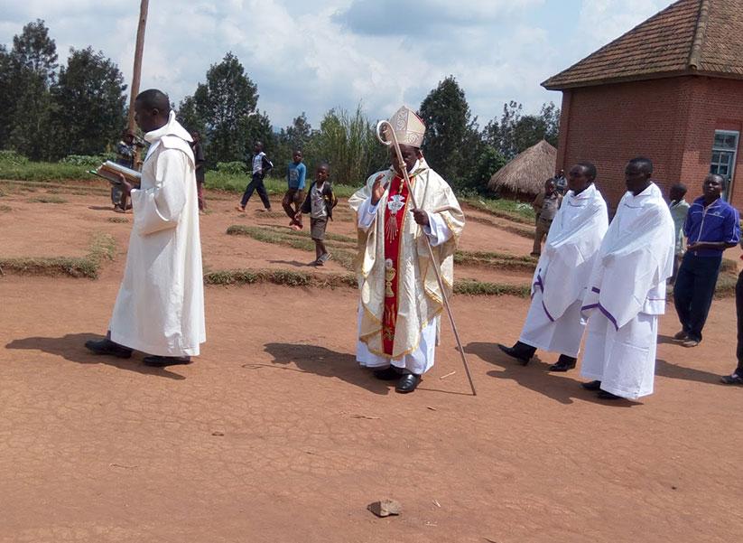 Cristão de Lamego - Unidos ao Cristo Sofredor nas Populações do Kivu