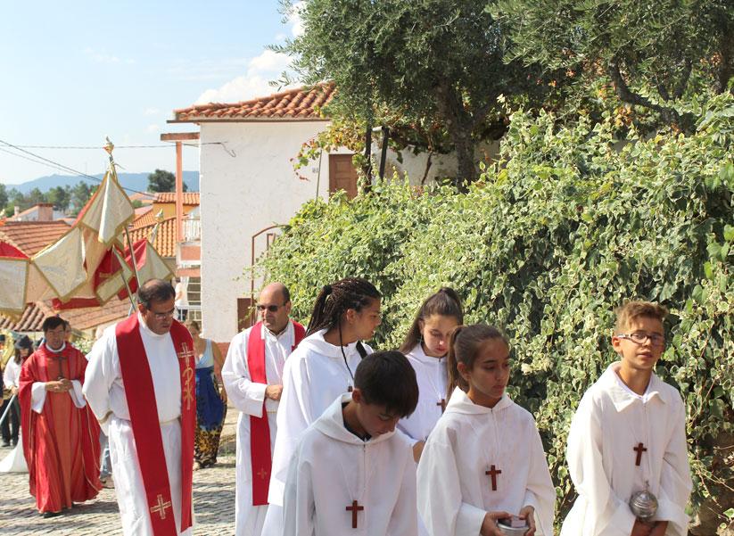 Festa e Romaria de Santa Eufémia de Pinheiros