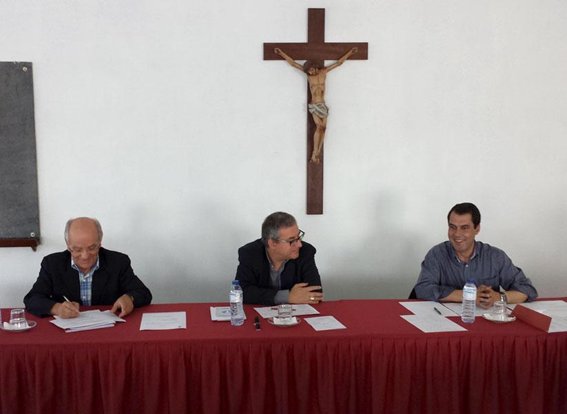 Reunião do Colégio de Arciprestes