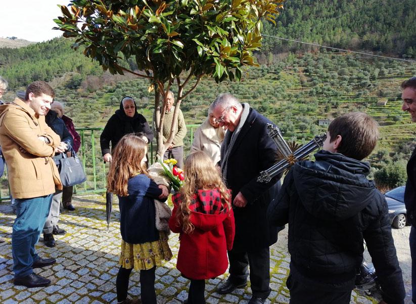 Visita Pastoral de D. António Couto à Paróquia da Granjinha