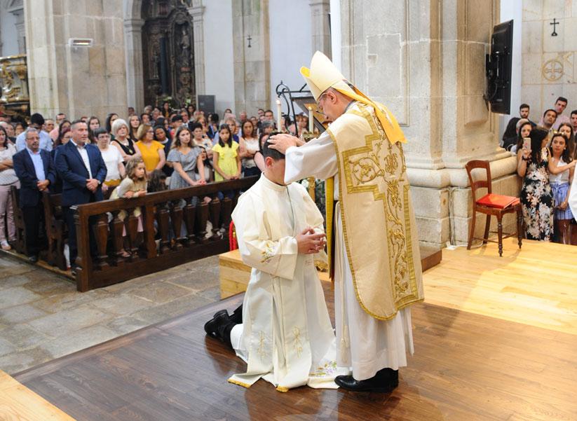 Ordenação Presbiteral do Diogo Martinho