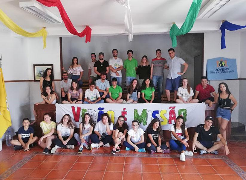 9.º Verão é Missão: Encontro de Jovens em Vila da Ponte