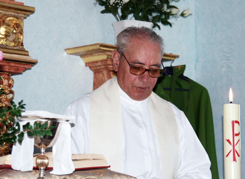 Padre Henrique Paulo da Fonseca | 1936-2016