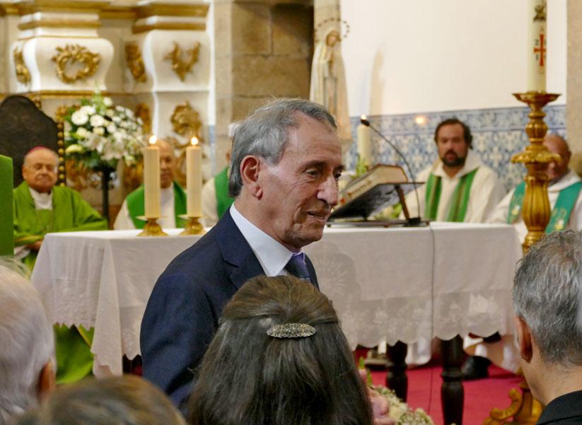 Homenagem ao Maestro Joaquim Araújo Pereira Pinto