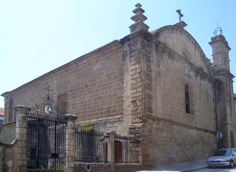 Os Franciscanos reduzem a sua presença e ação em Lamego