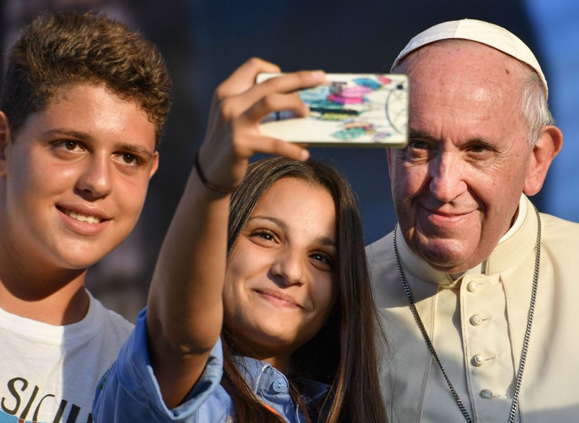 Mensagem do Papa Francisco para o LIV Dia Mundial das Comunicações Sociais