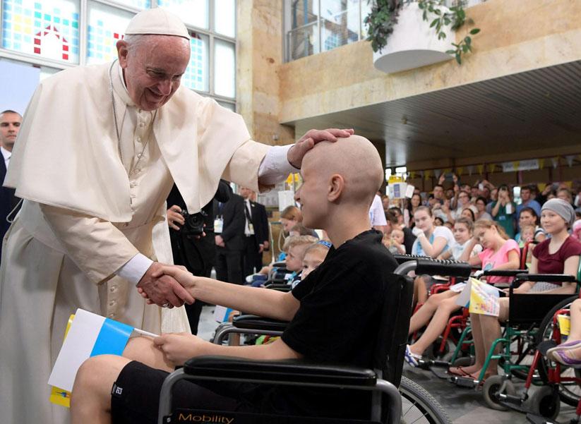 Mensagem do Papa Francisco para o XXVIII Dia Mundial do Doente