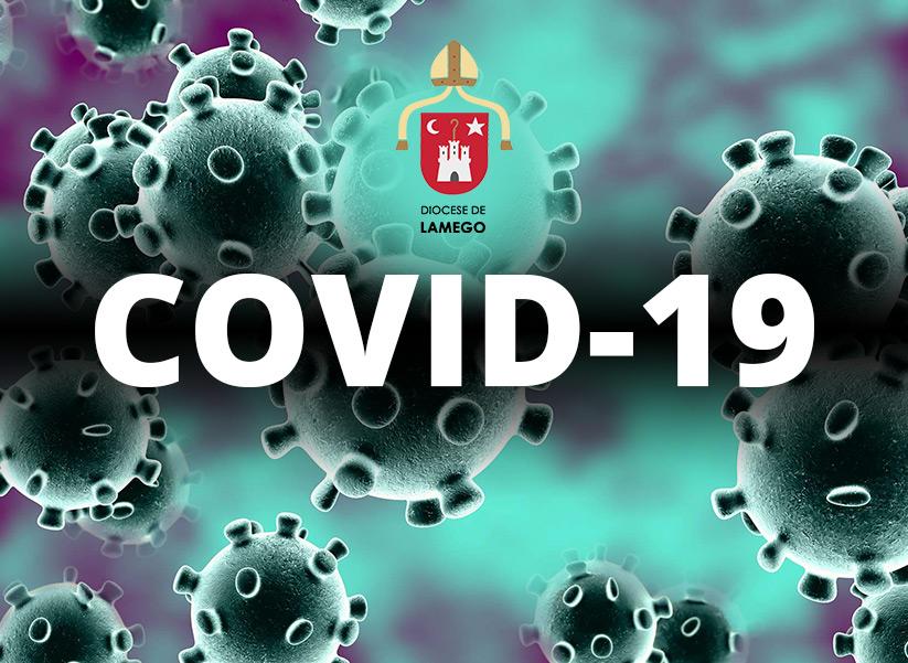 Medidas a adotar para evitar a propagação do coronavírus - Diocese de Lamego