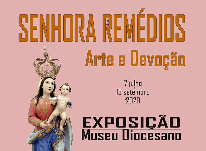 """Exposição no Museu Diocesano de Lamego """"Nossa Senhora dos Remédios — Arte e Devoção"""""""