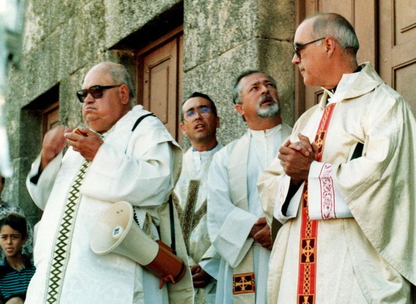 Servidor da Senhora da Lapa: Padre José Alves Amorim