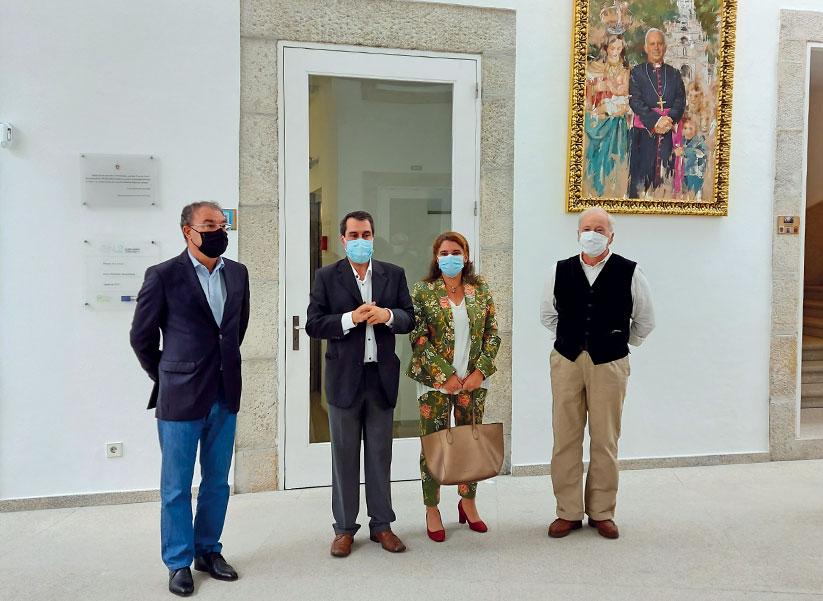 Exposição em Lamego revela pinturas durienses de autor francês