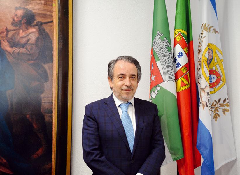 Entrevista ao novo Provedor da Santa Casa da Misericórdia de Lamego, Dr. António Carreira