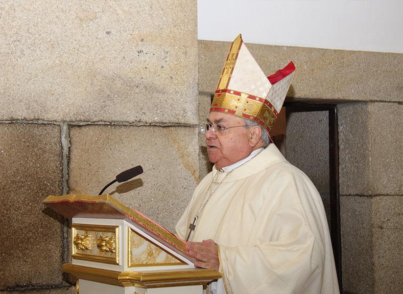 Bodas de Prata Episcopais de D. Jacinto Botelho, Bispo Emérito de Lamego