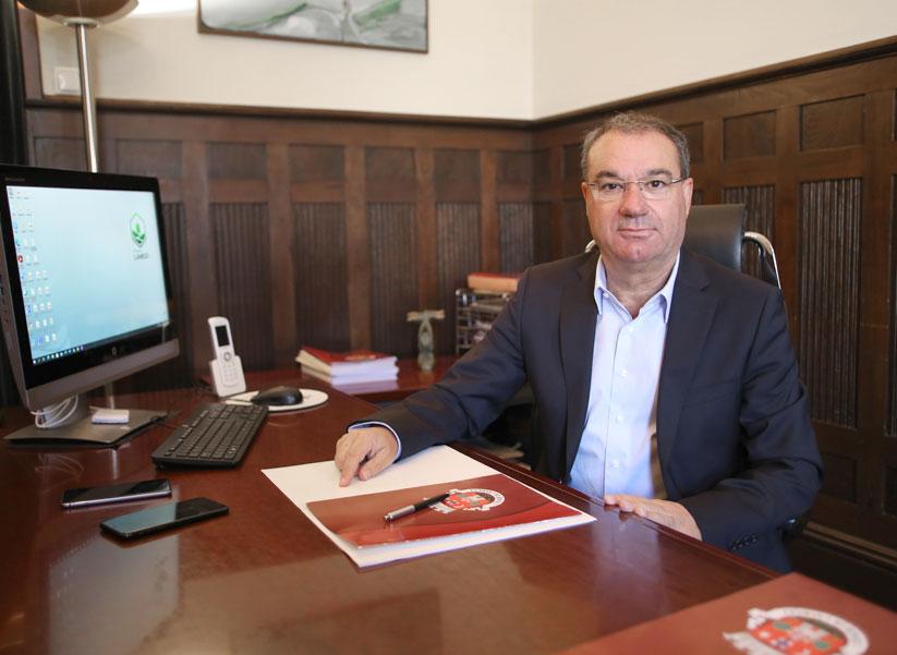Entrevista com o Dr. Ângelo Moura, Presidente da Câmara Municipal de Lamego